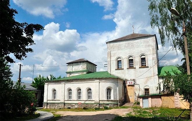 Храм Никиты Великомученика Коломна