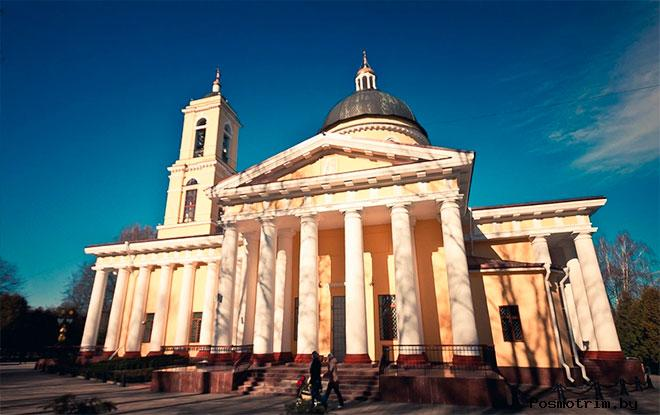 Петропавловский собор Гомеля история