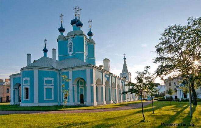 Сампсониевский собор Санкт-Петербург