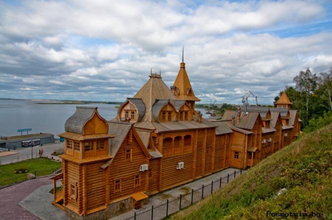 Малый Китеж Городец история