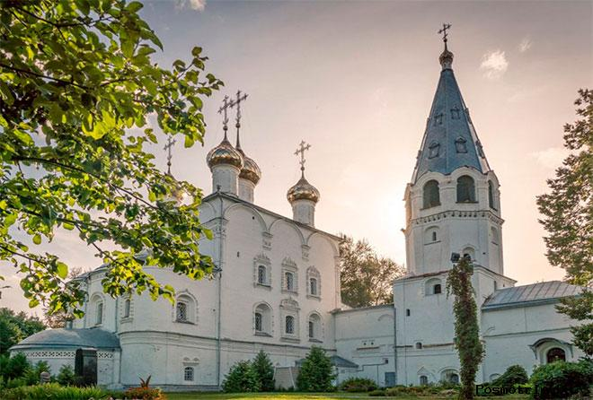 Благовещенский монастырь Вязники