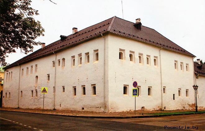 Поганкины палаты Псков