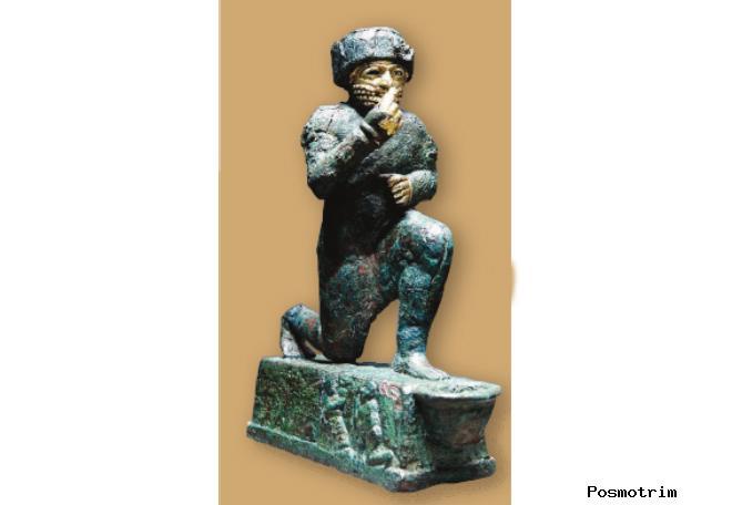 Вавилон - Хаммурапи - около 1792–1750 гг. до н. э.