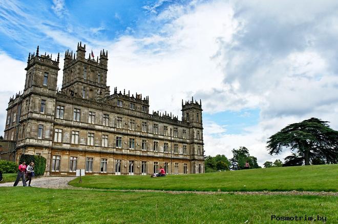 Замок Хайклер Великобритания