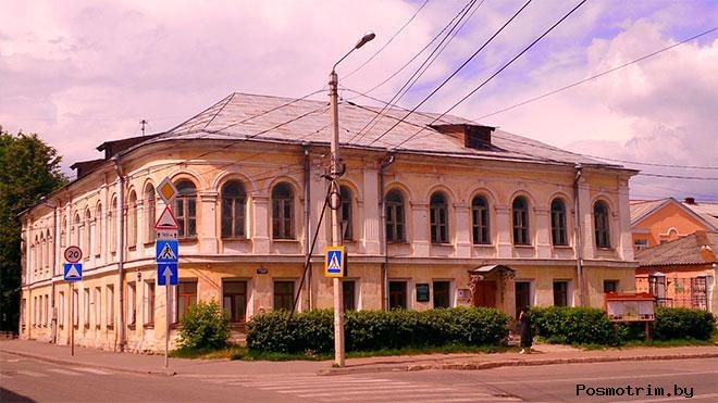 Музей Салтыкова-Щедрина Тверь