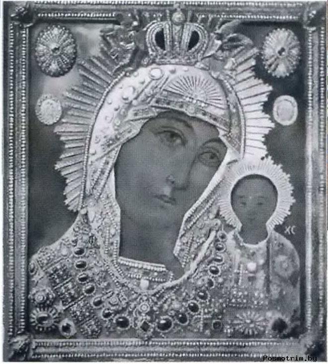 Легенда о чудесном обретении иконы Казанской Божией Матери после пожара 1579 года