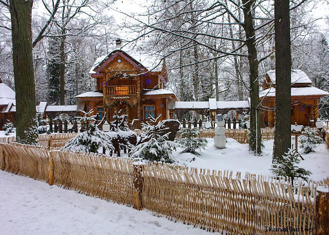 Резиденция Деда Мороза что там ждёт посетителей