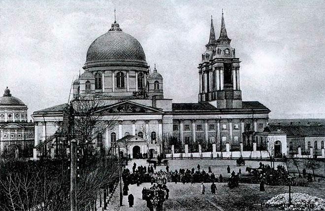 История Знаменского собора Курска