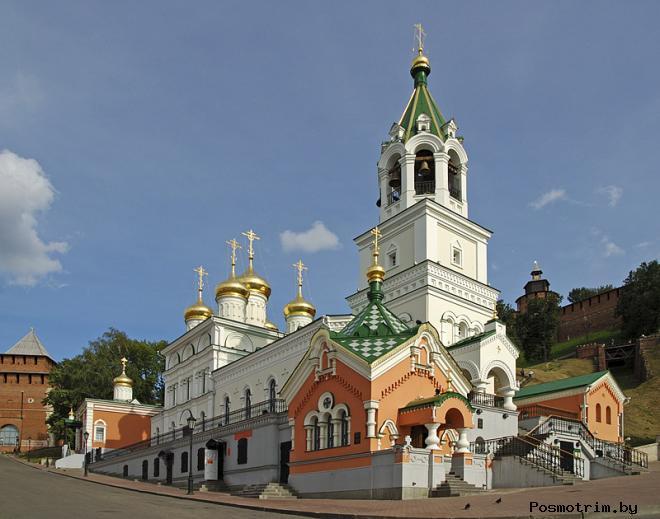Храм Рождества Иоанна Предтечи на Торгу Нижний Новгород