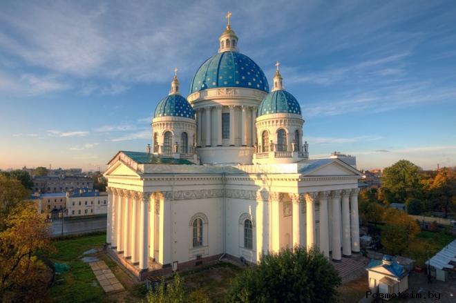 Троицкий собор Санкт-Петербург