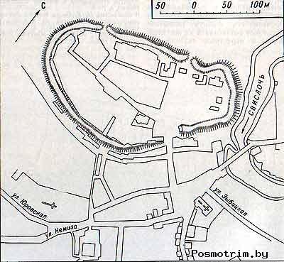 Минский замок история