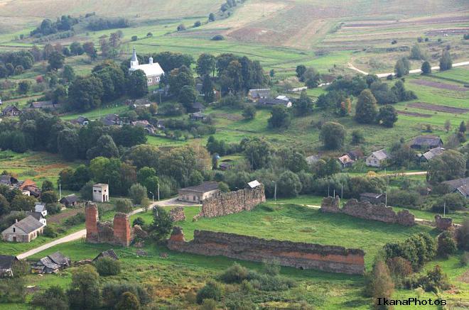 Кревский замок в истории Европы