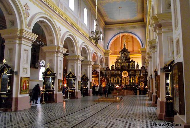 Свято-Покровский собор сегодня Чудотворная икона «Казанской Божьей Матери»