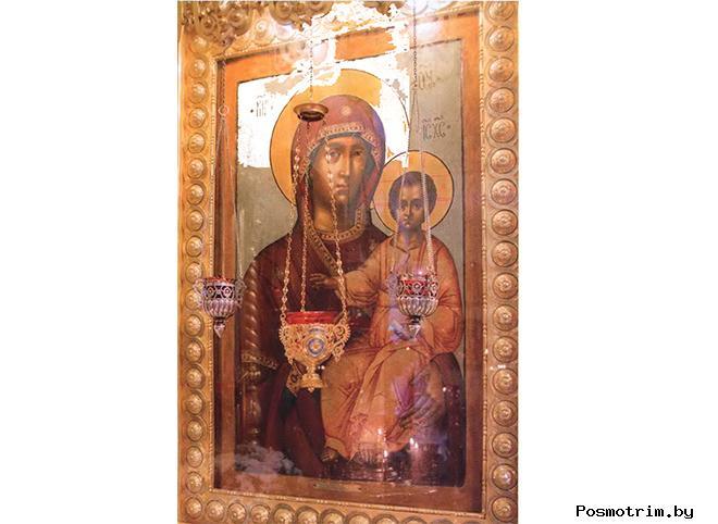 Смоленский образ Божией Матери «Одигитрия»