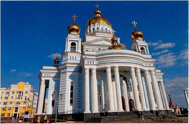 Кафедральный собор святого Воина Саранск