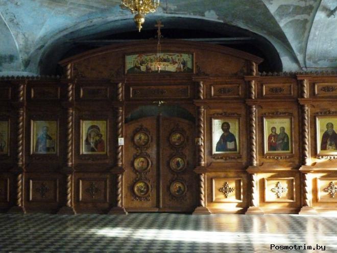 Петропавловская церковь Ярославля внутри