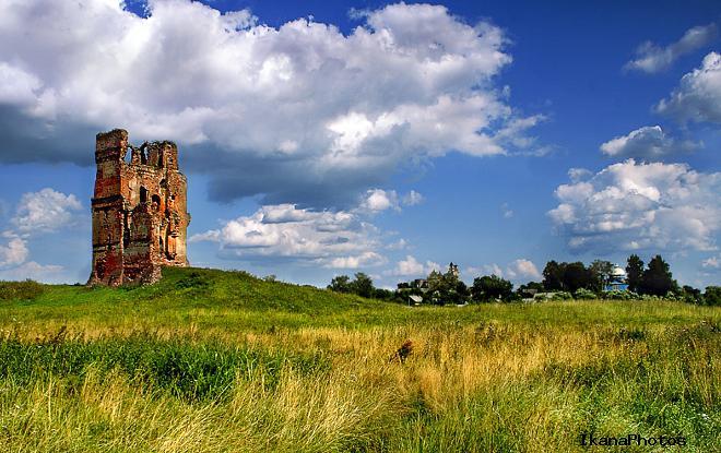 Замок Белый Ковель легенды Смолянского замка