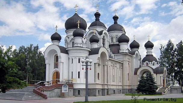 Церковь св. Жен-мироносиц Барановичи