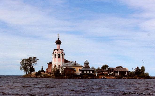 Спасо-Каменный монастырь Вологда
