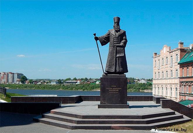 Григорий Козловский - основатель Сызрани
