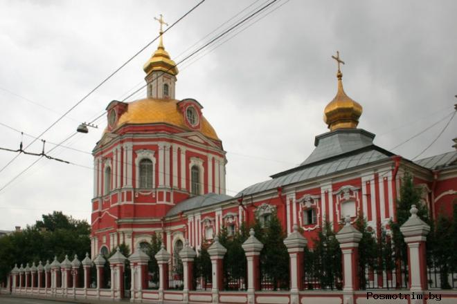 Никитская церковь Москва