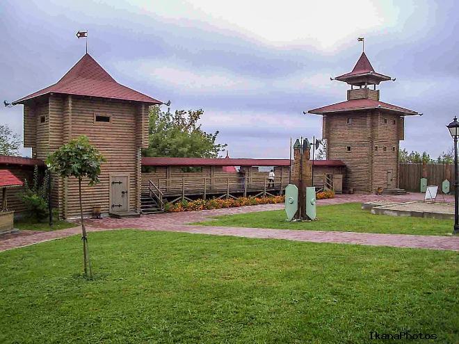 Мозырьский замок фото история описание замка в Мозыре