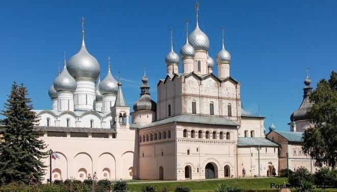 Церковь Воскресения в Ростове