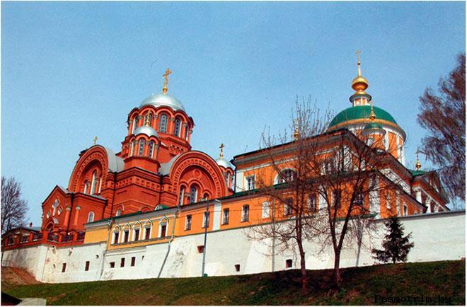 Покровский Хотьков монастырь основание обители