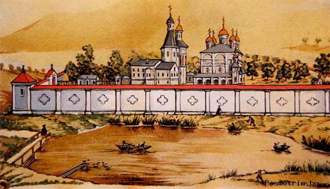 Свято-Троицкий Болдин монастырь