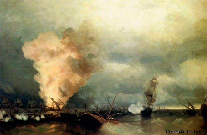 Русско-Шведская война 1788-1790 годов