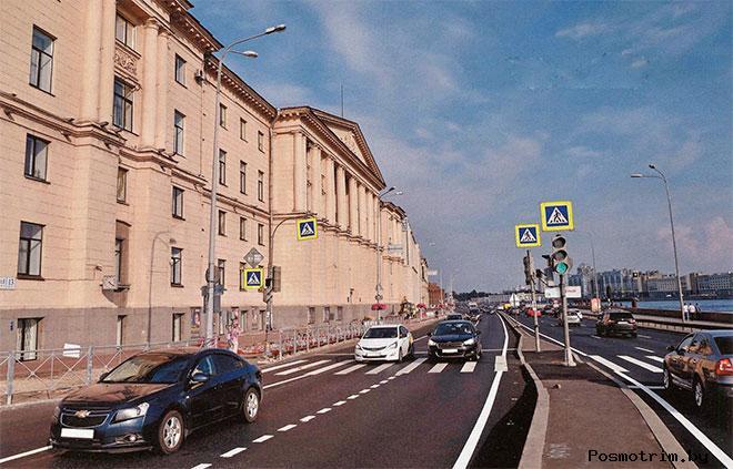 Выборгская сторона Санкт-Петербург