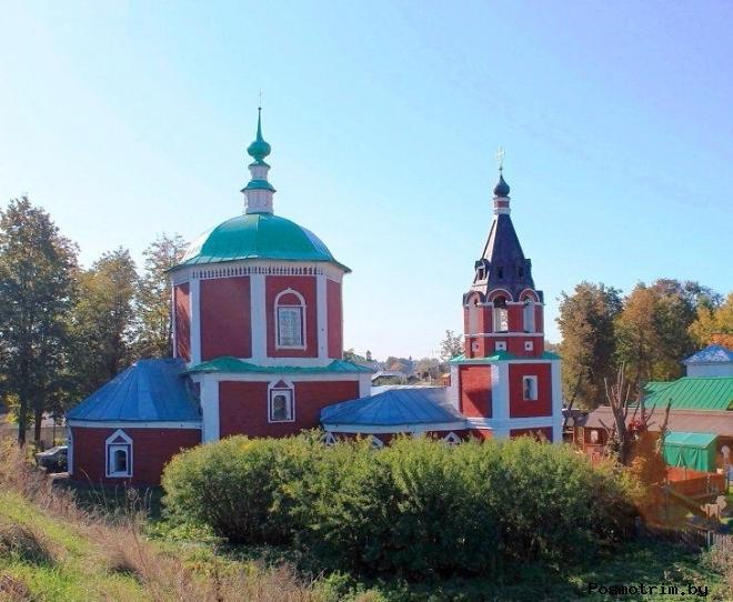 Успенская церковь Суздальского кремля