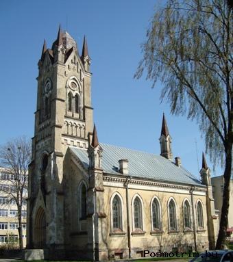 Лютеранская кирха в Гродно | Кирха святого Иоанна