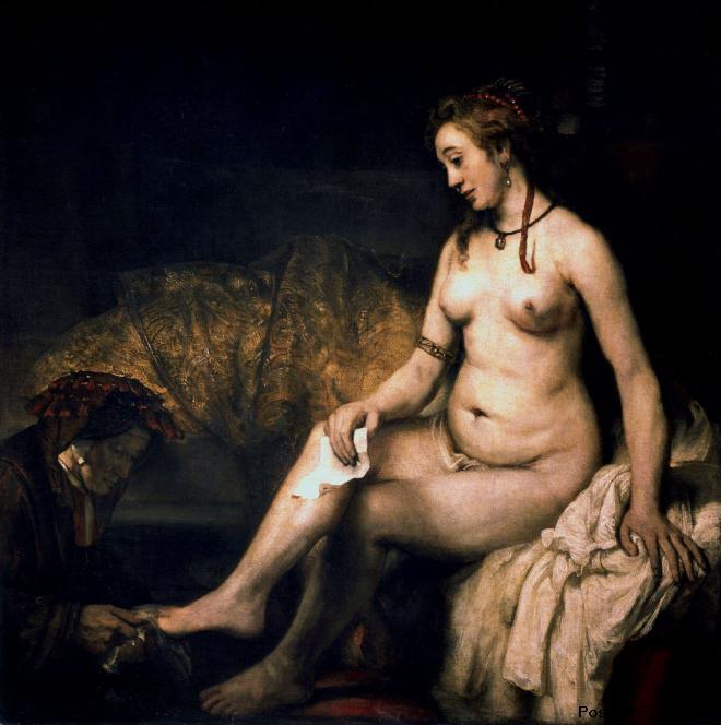 Вирсавия Харменс ван Рейн Рембрандт