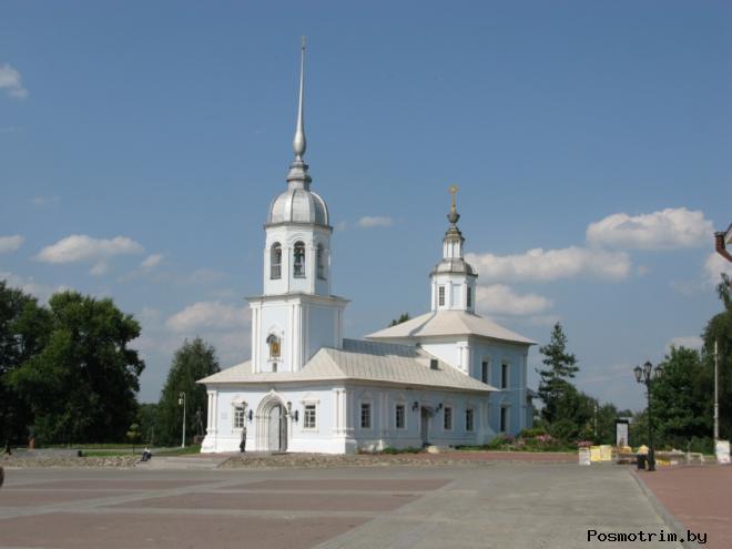 Церковь  Александра Невского Вологда
