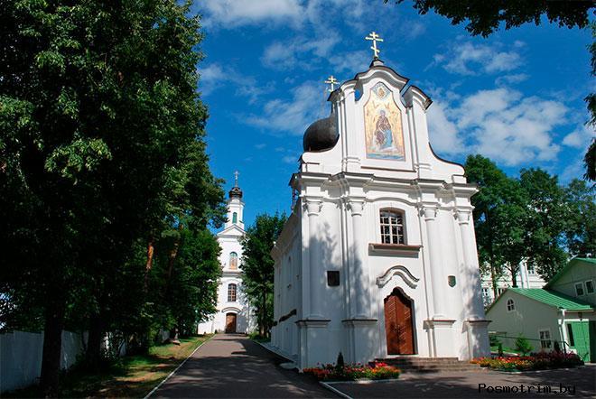 Крестовоздвиженская церковь Жировичи