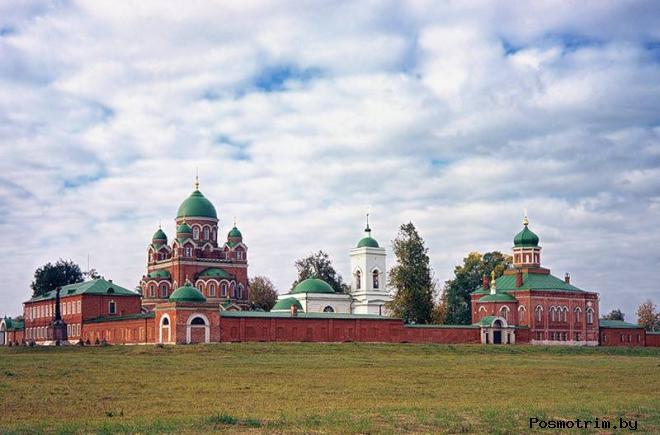 Спасо-Бородинский монастырь в Можайске
