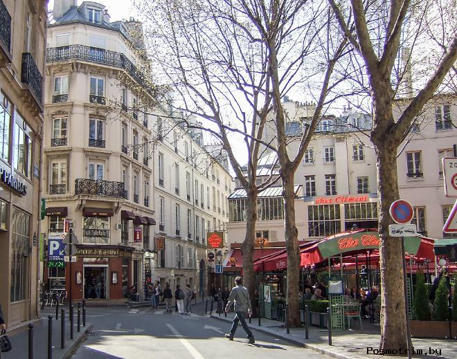 История Латинского квартала в Париже