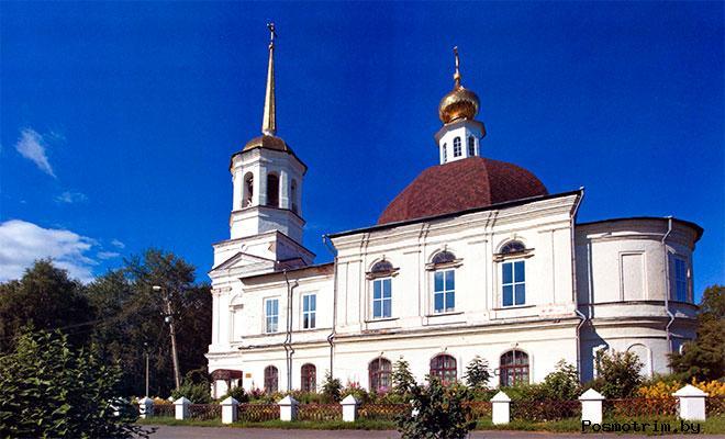 Свято-Троицкий собор Онега