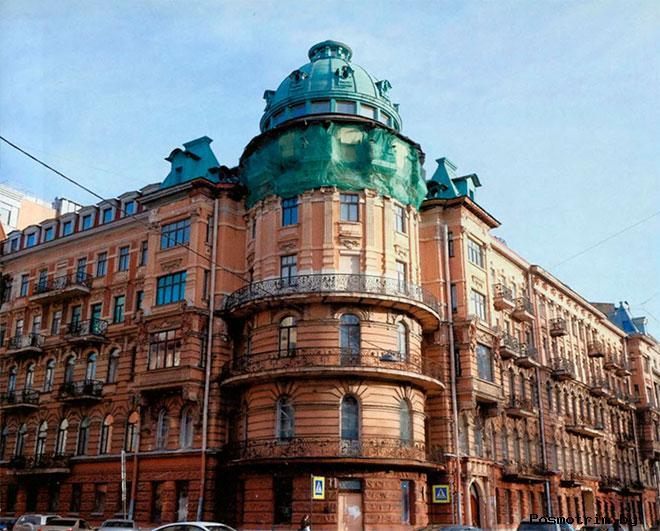 Башня поэта Санкт-Петербург