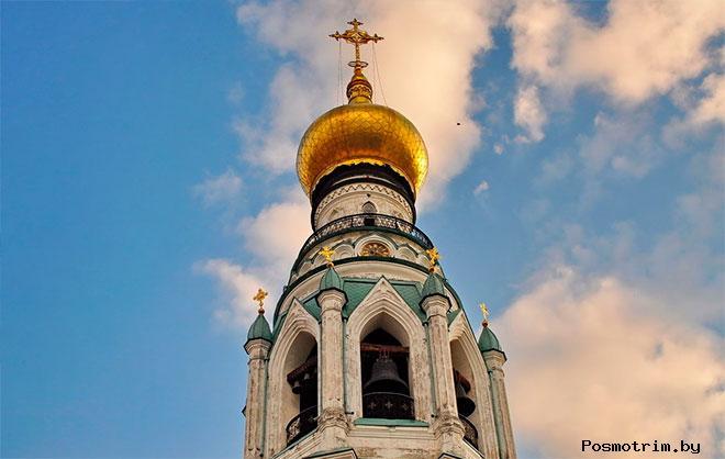 Колокольня Софийского собора Вологда