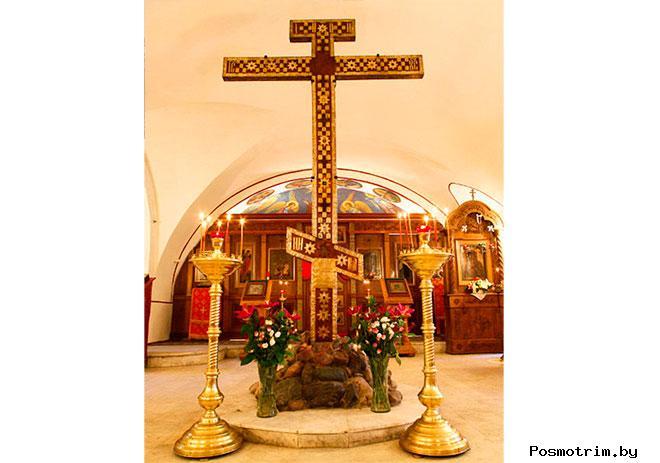 Кийский крест в Крапивниках