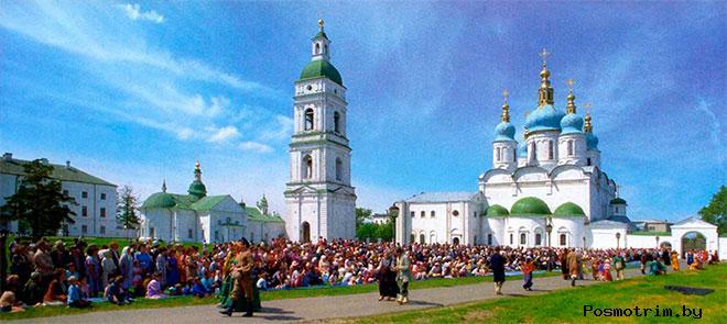 Софийский собор Тобольска возвращение в лоно церкви
