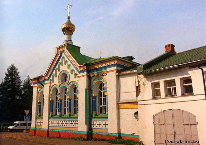 Никольский храм Архангельска богослужения контакты как добраться расположение на карте