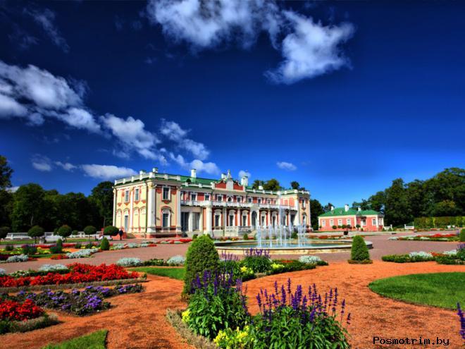 Дворец Кадриог в Таллине