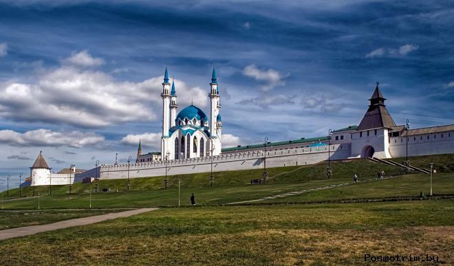 История Казани и Казанского кремля