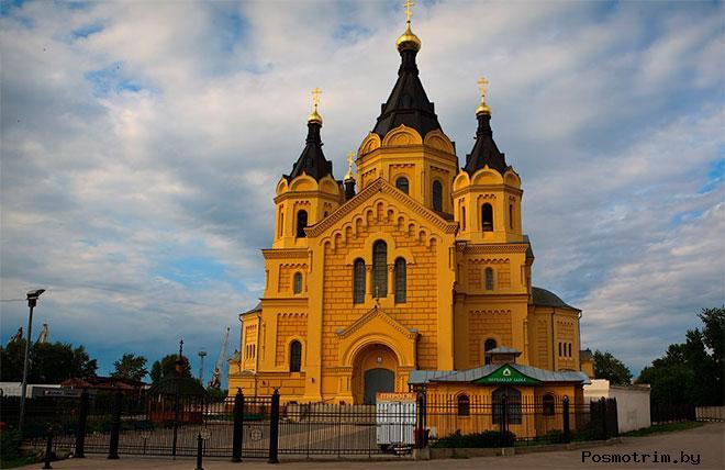 Александро-Невский собор Новгород