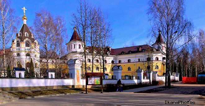 Свято-Елисаветинский монастырь Минск