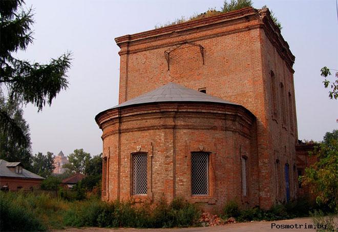 Покровская церковь Тула