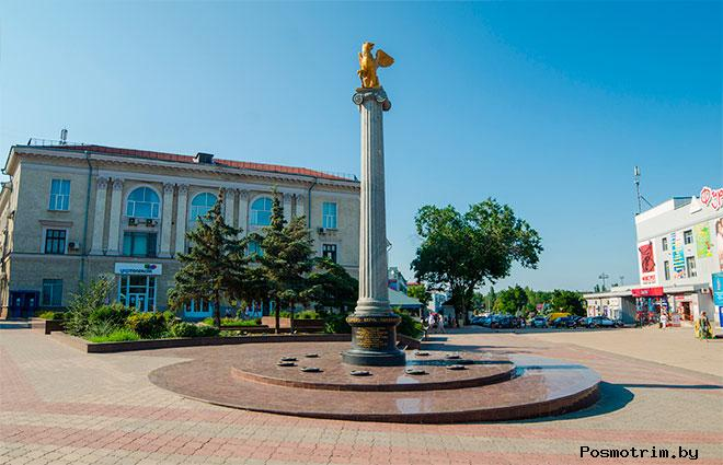 Площадь Ленина Керчь